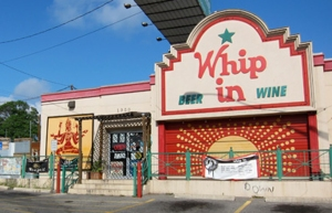 Whip In has live music almost every night on its indoor and outdoor stages.